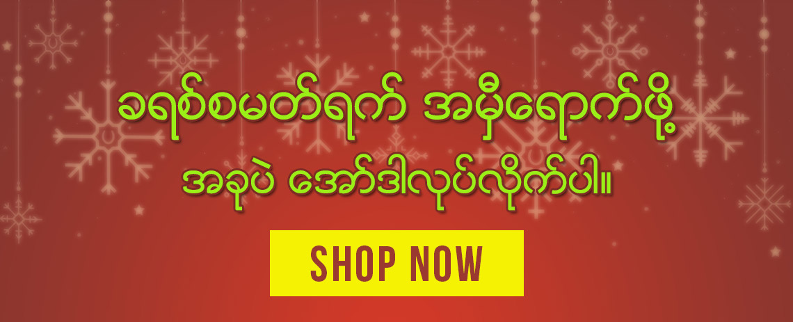 Shop Today for Christmas and New year